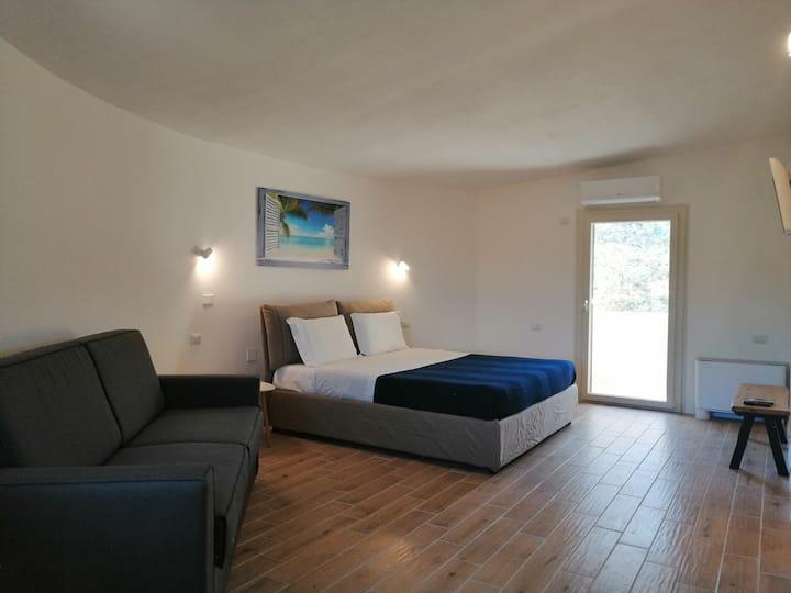 Suite Santa Maria in B&B Villa Zola - E7182
