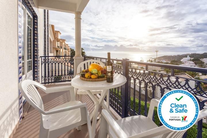 Wonderful Flat w/ Pool   BeachView by Host Wise