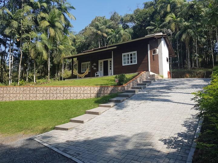 Casa de campo Dickmann