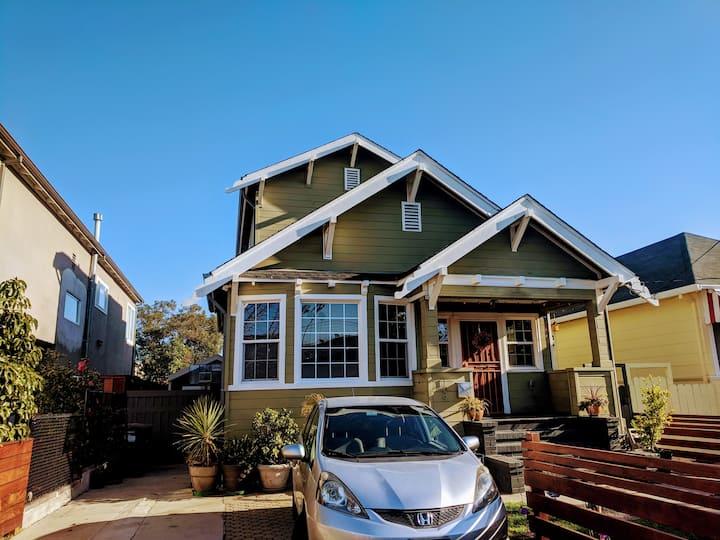 Fabulous apartment in downtown San Mateo