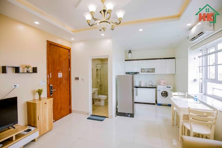 Big Family Apartment 2 living room - HK Apartment