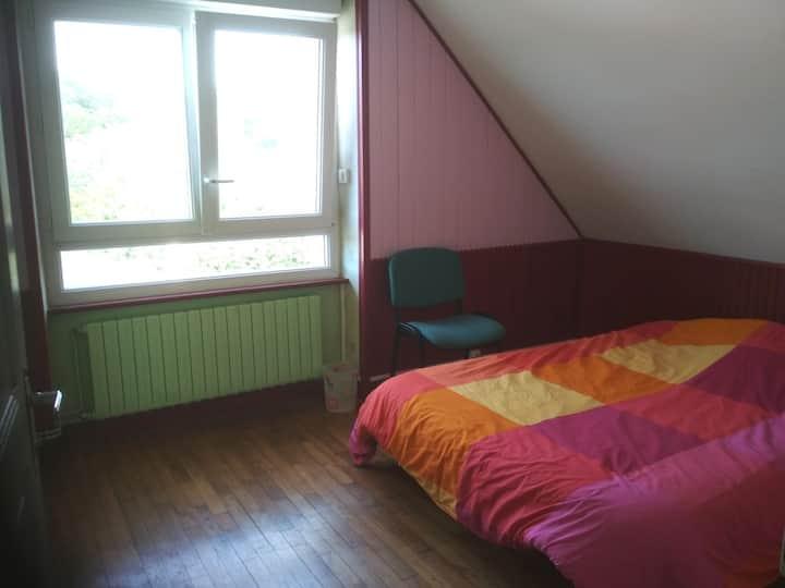 Chambre privée à Riec s/Bélon
