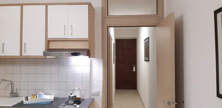 Taormina apartment on the beach 1-4 pax