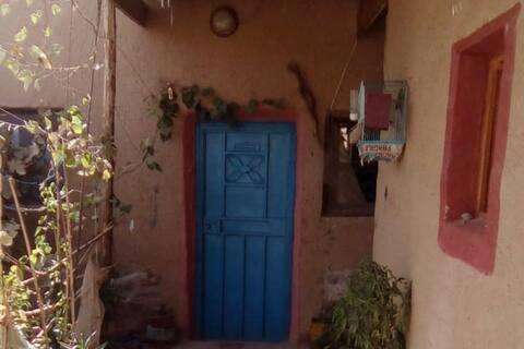 Chambres chez habitants de l'oasis