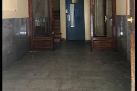 Acceso al edificio