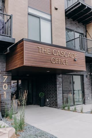 Your #Staycation at The Cascade at Falls Park.