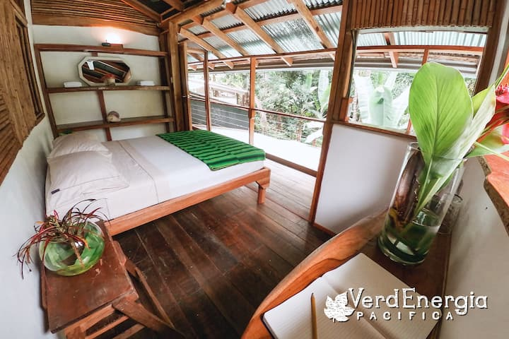 Finca VerdEnergia Jungle Suite, farm-to-table F&B