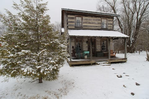 Primitive Historical Escape with Modern Amenities
