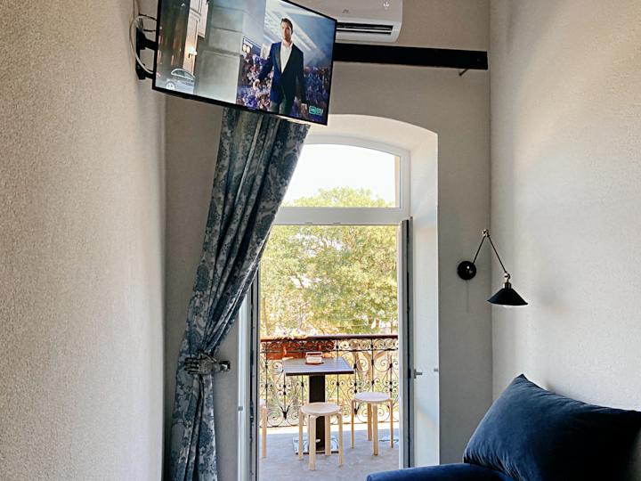"""Апартаменты двухуровневые с балконом """"3"""""""