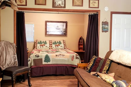 The Bungalow at Fort Cobb Lake Crows Roost