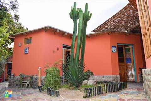 Hab Familiar Energía Ecoalbergue Retablos Perú