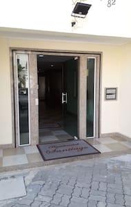Entrada principal do edifício