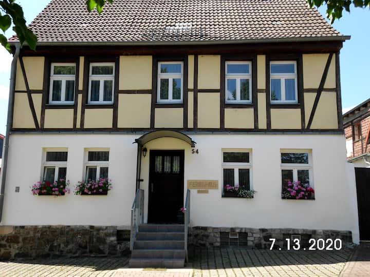 Idyllisches Ferienhaus im Harz