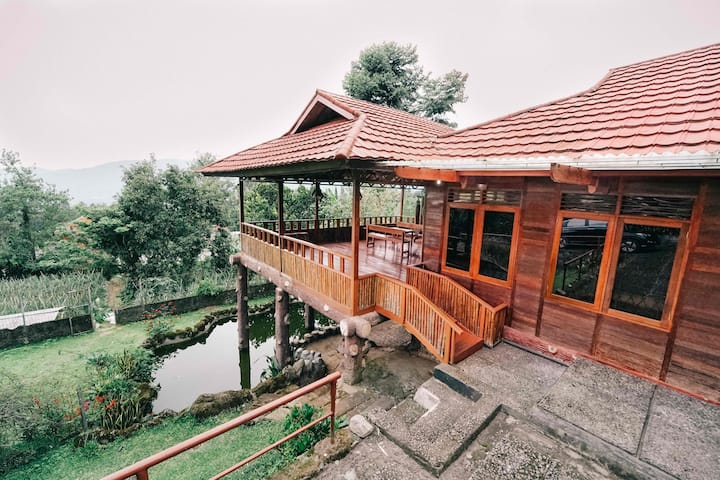 VILLA WSP near Taman Safari Indonesia