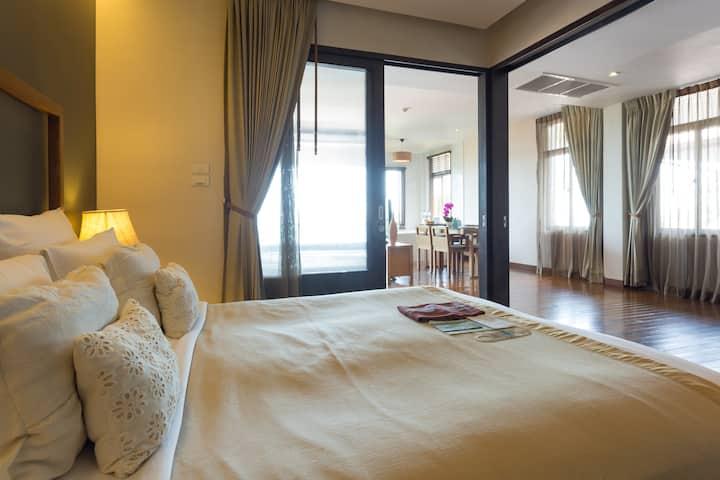 2 Bedroom Suite Sea View - ROOM ONLY