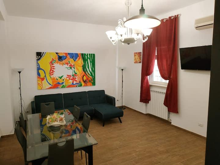 Casa full confort in pieno centro