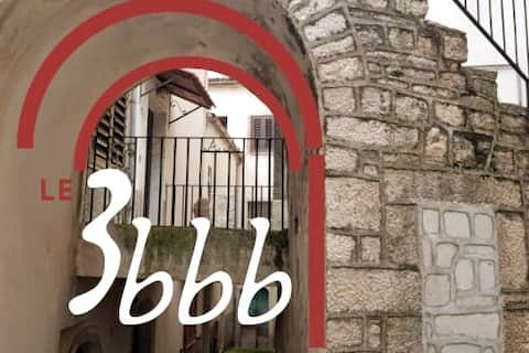 Le 3bbb: una casa nella quiete del borgo molisano