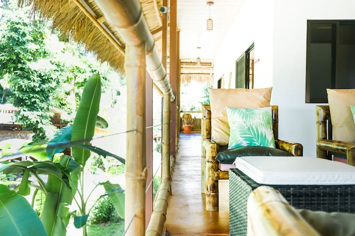 Cosy Room - Jungle & Beach