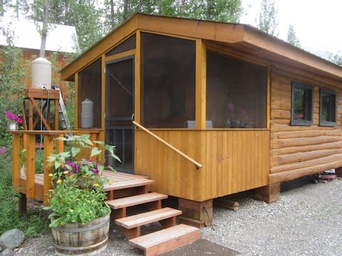 lille2 b&b-hyggelig hytte med fanger