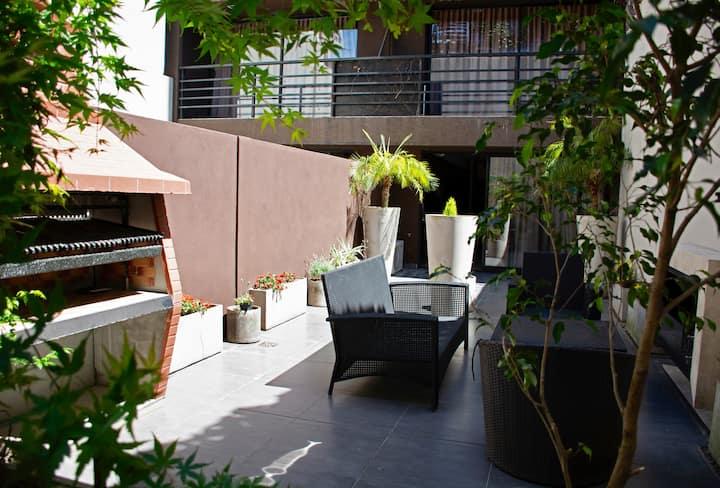 Palermo-Hollywood/Soho-Private Patio-Pool-Gym-104