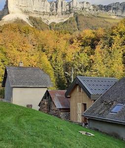Automne en Savoie, Chartreuse, Entremont-le-Vieux