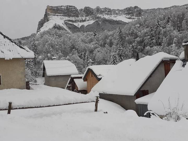 Savoie, Chartreuse, Entremont-le-Vieux