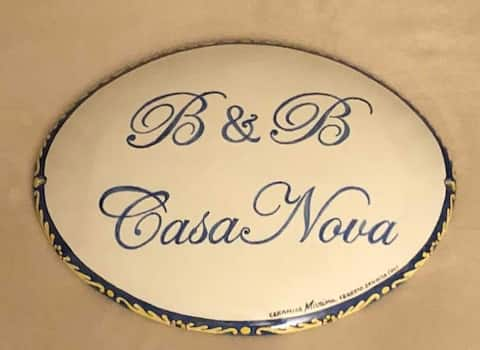 B&B-CasaNova (Camera Saponara)