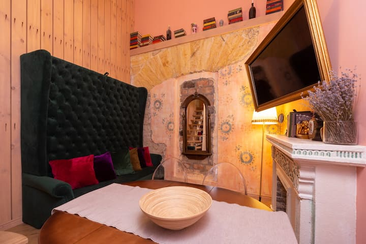 Boutique apartment Mason in historical Odessa