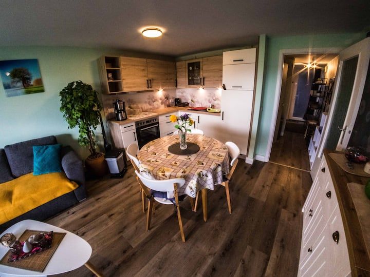 Appartement Belle Vue nabij Durbuy!!