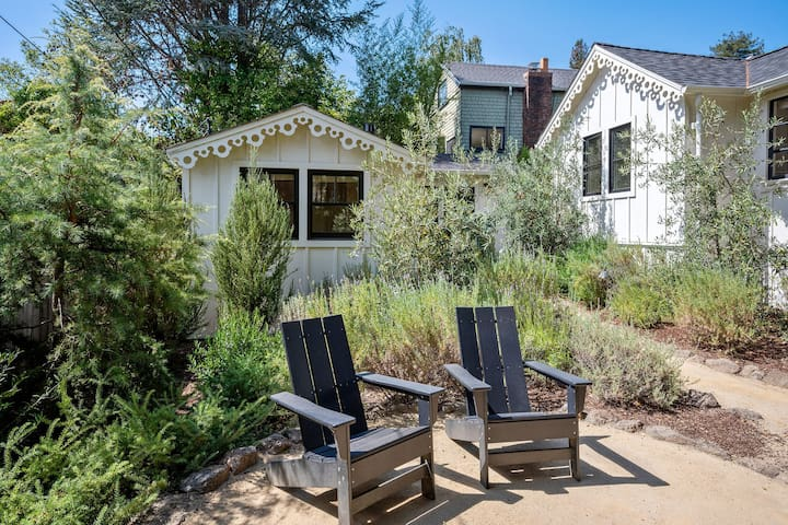 New Beautiful Cottage | Downtown Mill Valley