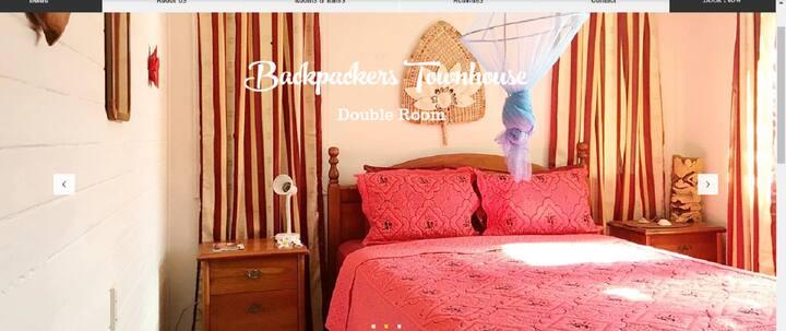 Kapeta Lodge.  Comfortable, clean, safe. Friendly.