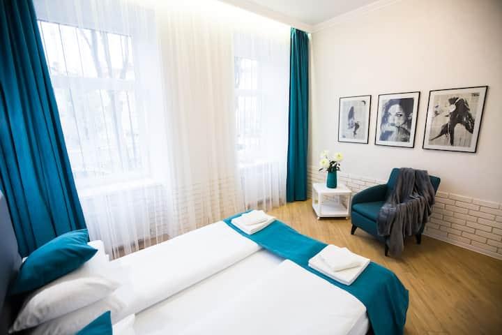 Apartment on Mosyazhna street 4