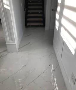 Over 3 ft Hallway