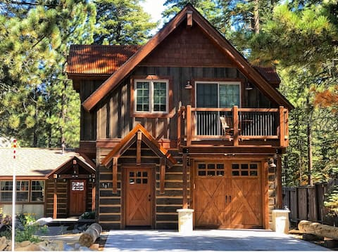 Enjoy Lake Tahoe from your own Mountain Hideaway
