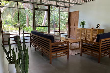 Scarlet House - Osa-Corcovado-Ocean-Nature-Relax