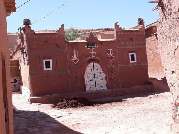 Maison berbère,musée, pour vous seuls,N9ouarzazate