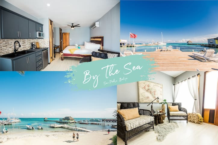 PERFECT Location in town | Stylish Beach Front