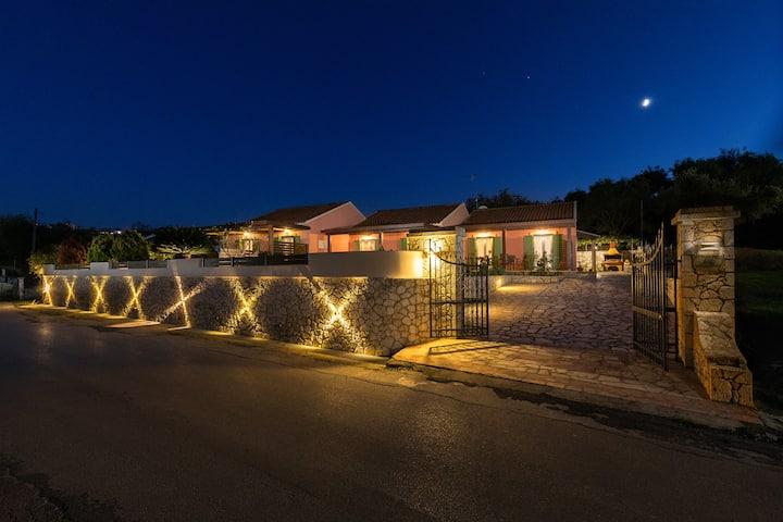 Columbine Apartment Agios Stefanos Corfu