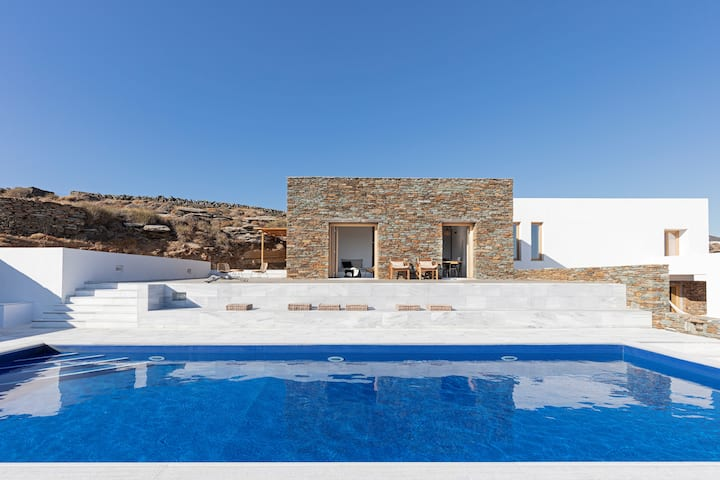 Amazing villa in Sifnos