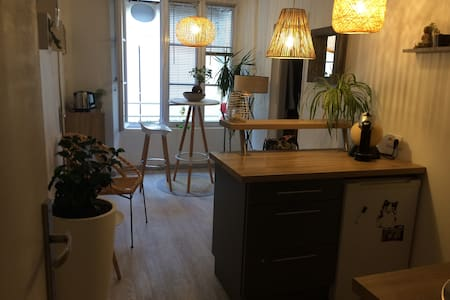 Bel appartement centre ville Montmorillon 33 m2