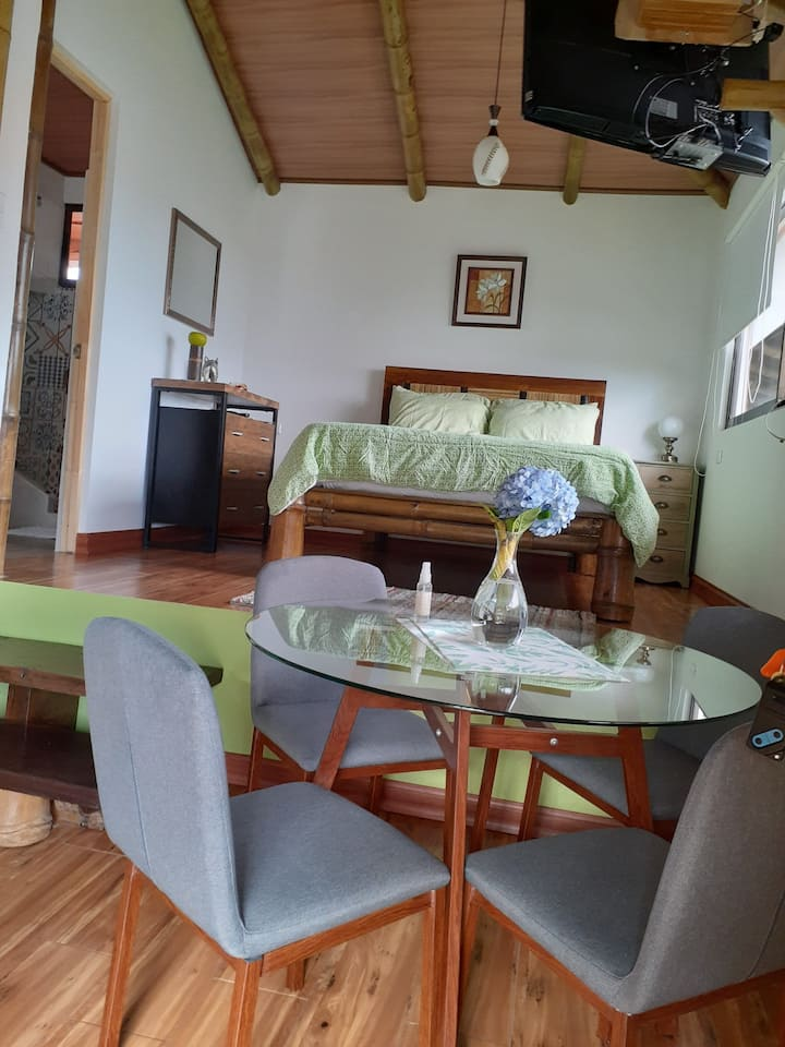 Amber House excellent location San Jose Costa Rica