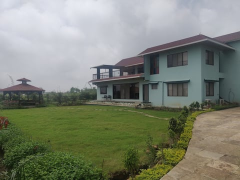 Connect with Nature at Bodhi Villa Igatpuri, 5BR