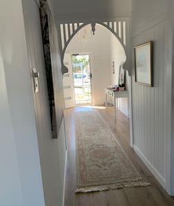 Hall way from front door