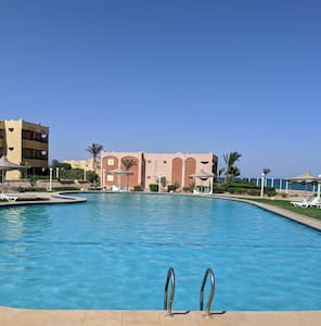 Ain El Sokhna ground floor, with Pool & Sea view