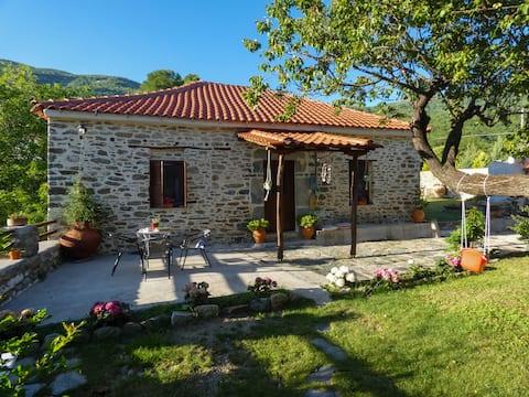 Villa Efrosini in Drakeia Pelion