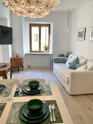 Newly refurbished 1 bedroom in the heart of Udine