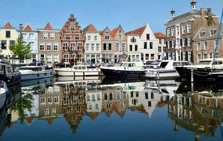 HARBOR HOUSE ZEELAND - DELUXE ROOM STUNNING VIEWS!