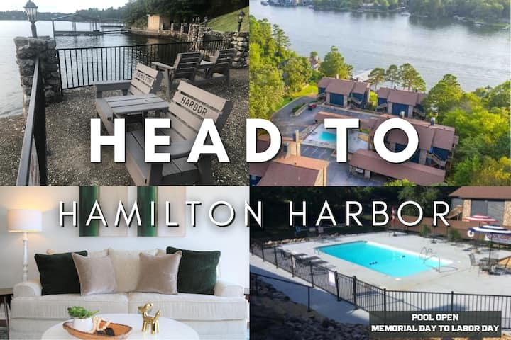 Head to Hamilton Harbor (Lake Hamilton Condo)