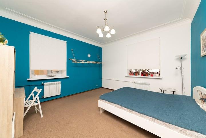 Уютная комната рядом с Ельцин-Центром #2