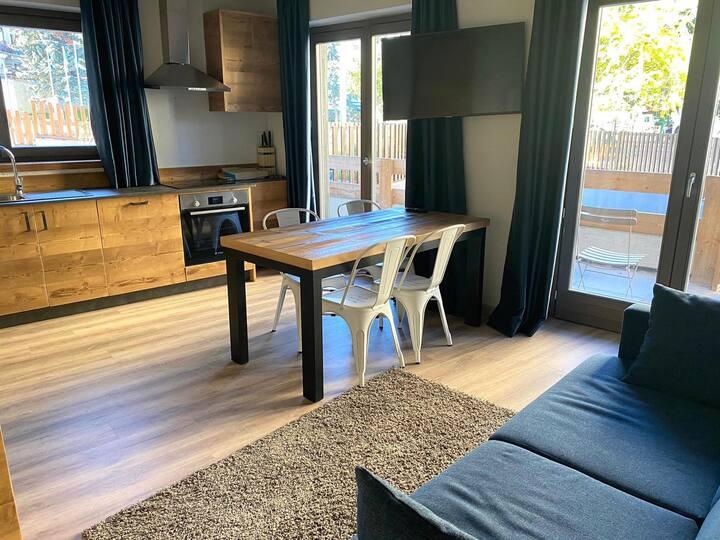 Apartment Du Parc in the centre of Sauze d'Oulx